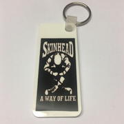 Skinhead Way Of Life Keyring